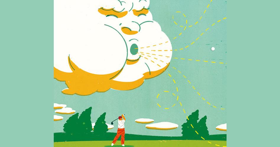 Combatir el slice con viento cruzado, por Jim McLean