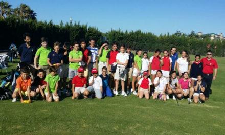 Concentración Infantil y Alevín de la FGM, preparatoria para el Campeonato de España