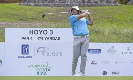 Costa Rica celebra su estreno en PGA TOUR Latinoamérica