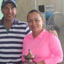 Marisol Gaviria 2do puesto Gross Categoría Damas