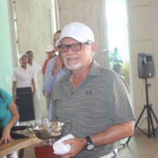 Victor Piñeros 1 puesto Gross Segunda Categoría Senior