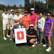 Día internacional del golf de damas alcanza un crecimiento del 68% el primer año (cortesía California Alliance for Golf)