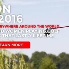 Día internacional del golf de damas alcanza un crecimiento del 68% el primer año (cortesía EWGA PBC)