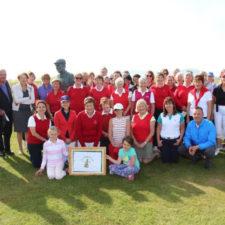 Día internacional del golf de damas alcanza un crecimiento del 68% el primer año (Cortesía Golf Business Monitor)