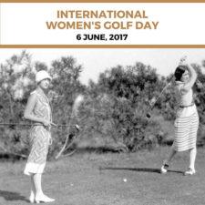 Día internacional del golf de damas alcanza un crecimiento del 68% el primer año (cortesía Twitter)