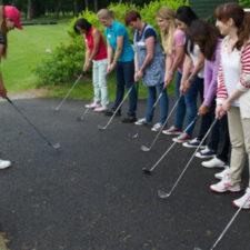 Día internacional del golf de damas alcanza un crecimiento del 68% el primer año (cortesía Women & Golf Magazine)