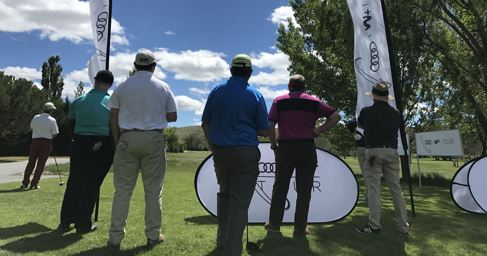 El Audi Movistar+ Tour inicia su fase regular en Naturávila Golf