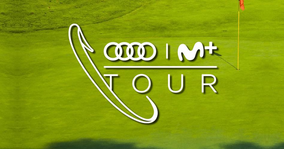 El fuerte viento complica la cita gaditana del Audi Movistar + Tour de golf en La Estancia