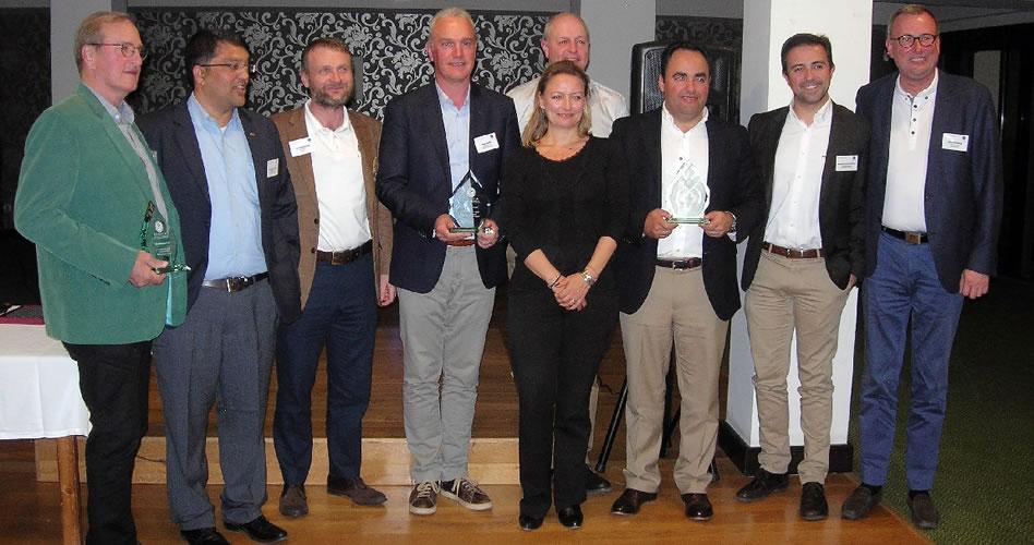 El Instituto Europeo de Arquitectos de Campos de Golf incorpora a tres nuevos Socios Bronce