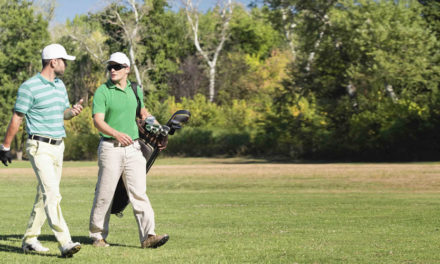 El Programa English & Golf Experience se sigue desarrollando en los campos de golf