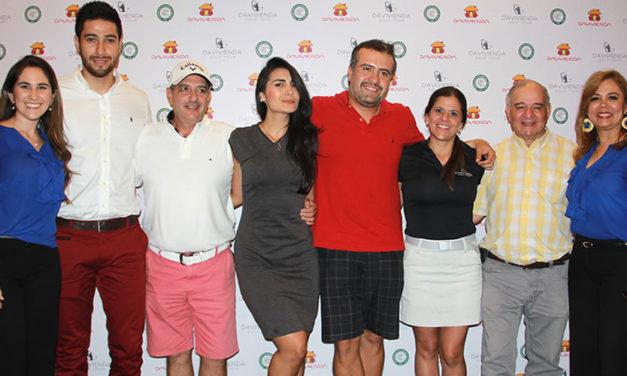 Éxito rotundo en el II Abierto del Davivienda Golf Tour jugado en el CC Bucaramanga