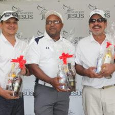 Robison Chávez, Andrés Poveda y Ruben Puerta