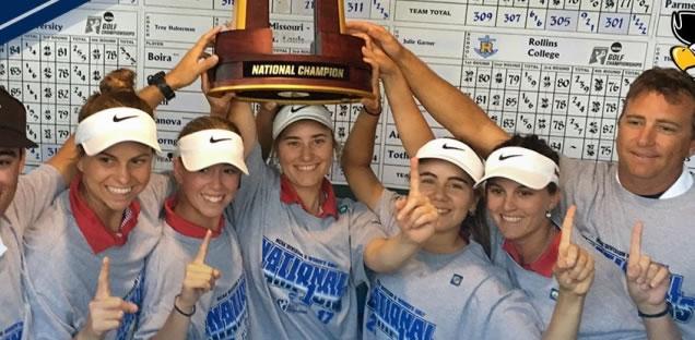 Federaciones nacionales llevan ventaja sobre USA en el golf universitario (cortesía NCAA.com)