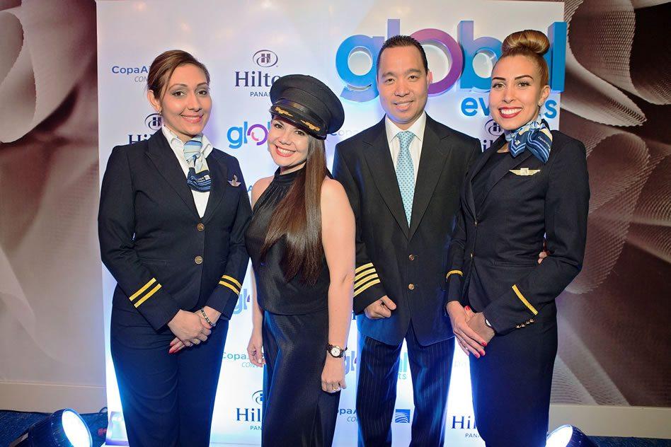 Copa Airlines es uno de los socios aliados de Global Events en Panamá y en la región, con esta alianza no solo se garantiza un servicio a tiempo y de calidad, sino que se fortalece la operación de esta importante empresa panameña
