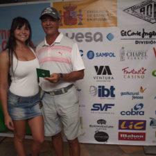 Golf benéfico gracias a la Embajada de España