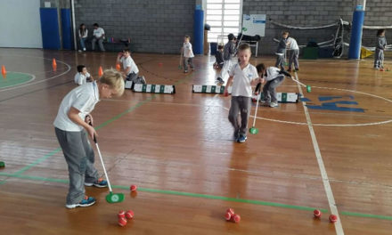 Golf en los colegios, Instituto Albert Einstein