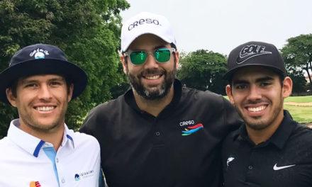Golfistas CRESO al Puerto Plata DR Open