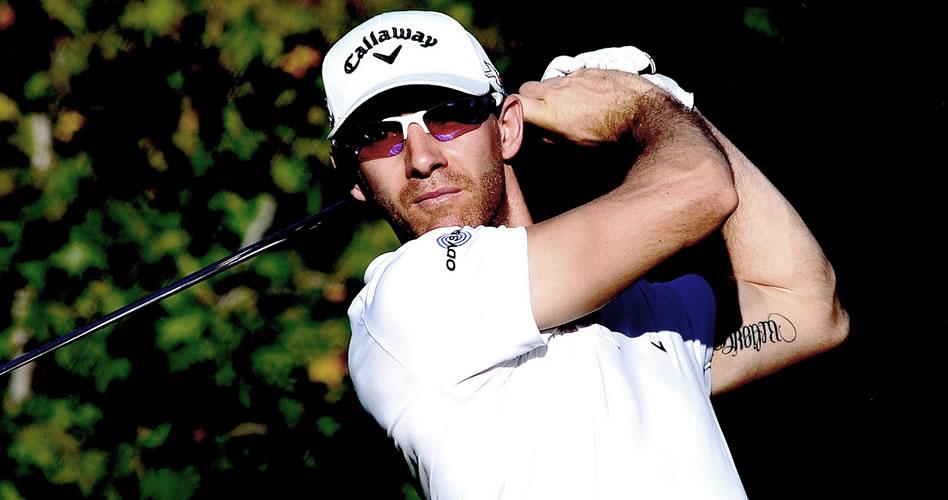 Goya anota ronda de 68 e iguala a Tullo en el décimo quinto puesto del Open de Portugal