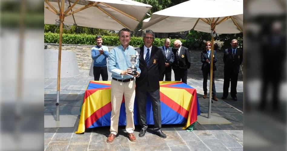 Ignacio González se alza con el título en el Campeonato de España Individual Senior Masculino
