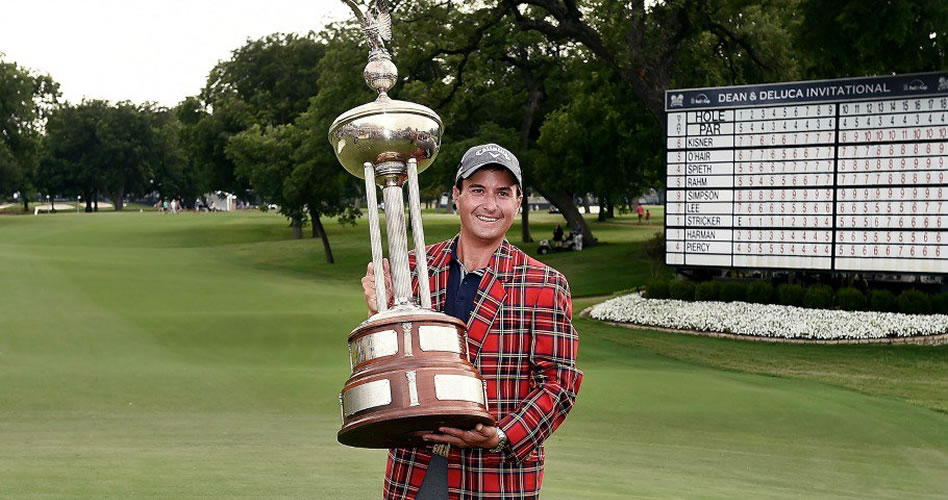 Kisner gana su segundo título del PGA Tour en el Dean & Deluca Invitational; Grillo termina 24°