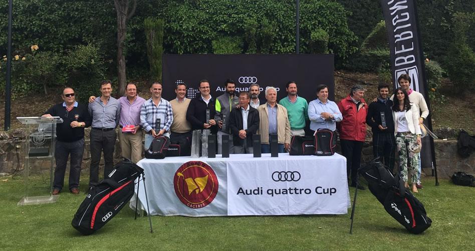 La Audi quattro Cup 2017 recala en Norba, Córdoba y El Prat