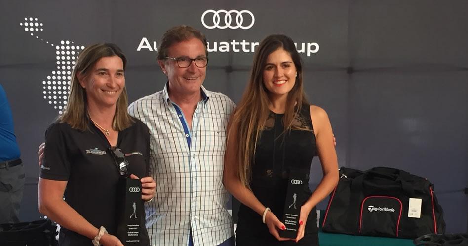 La Audi quattro Cup vibra en Málaga y Castellón
