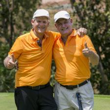 La divertida invitación de Publicar para jugar golf