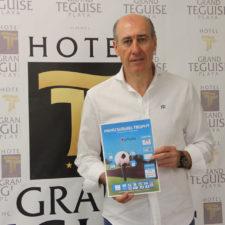 La isla de Lanzarote será sede del torneo Manu Sarabia Trophy de golf