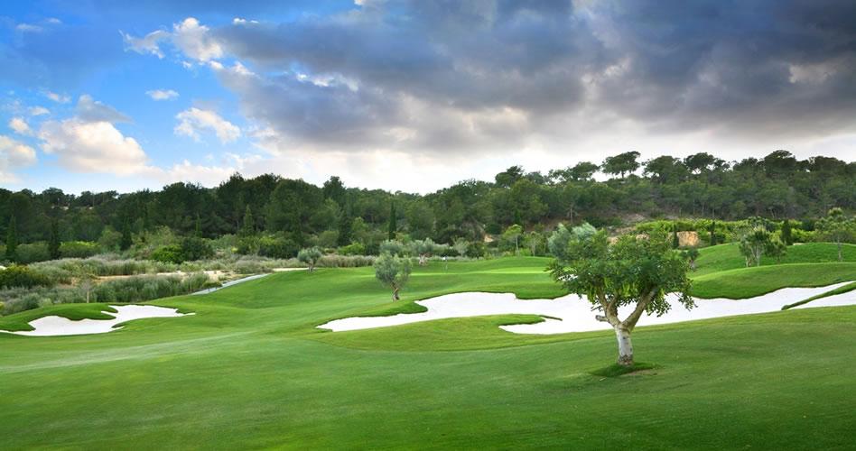 Las Colinas Golf opta a mantener el título de 'Mejor campo de Golf de España' por 3er año consecutivo
