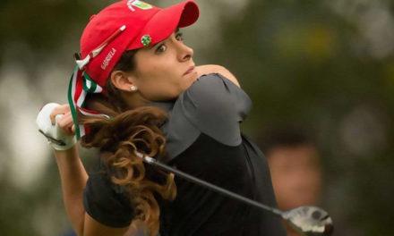 López escala a la décima octava casilla en positiva actuación en el LPGA Volvik Championship