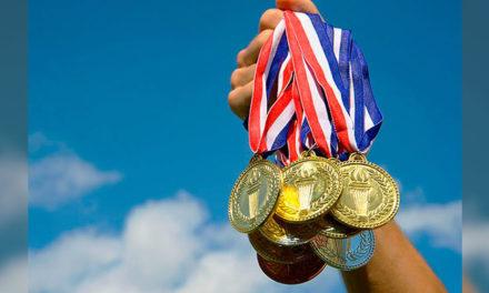 Los ganadores de competencias sudamericanas serán premiados con medallas en los próximos meses