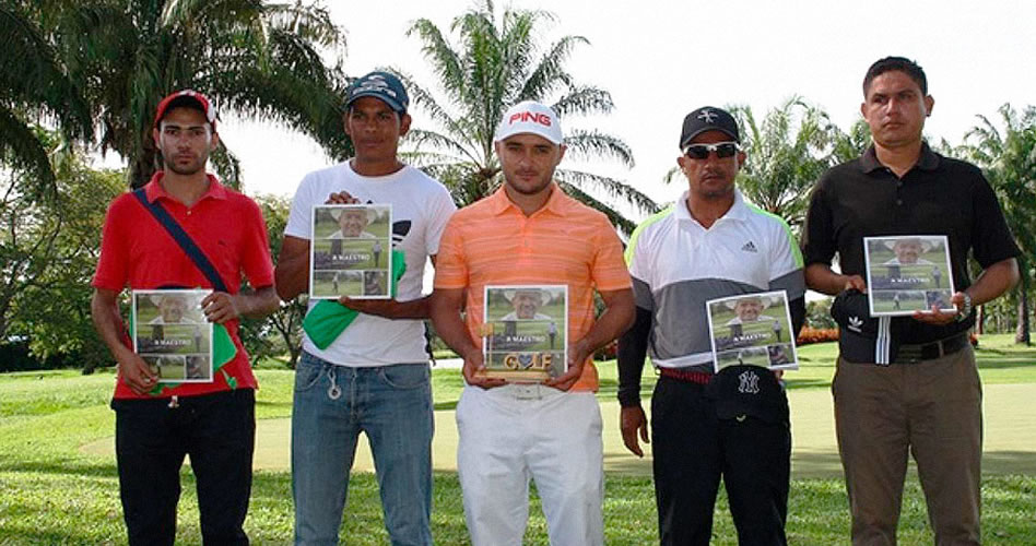 Luciano Grisales se quedó con el título del Torneo Nacional de Cadis 2017