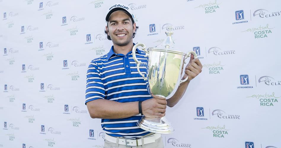 Lunes victorioso para José Toledo en Costa Rica