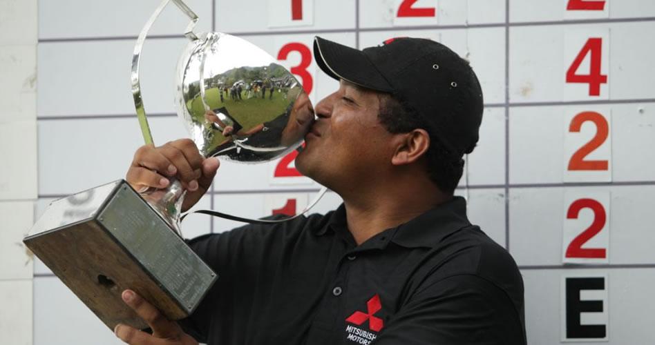 Miguel Martínez regresa al golf profesional
