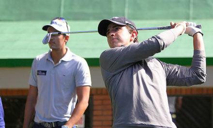 Nicolás Echavarría es el primer líder en el Abierto del Carmel en el Tour Profesional Colombiano