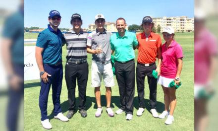 Niemann remonta y es bicampeón del Sergio García Foundation Championship