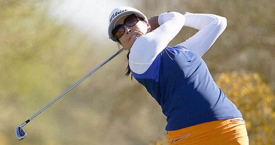 Nueva cita de Mariajo en el LPGA