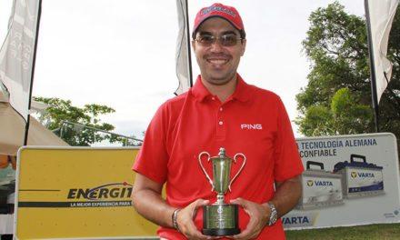 Nuevos campeones dejó la segunda parada del Mid-Amateur en Bucaramanga