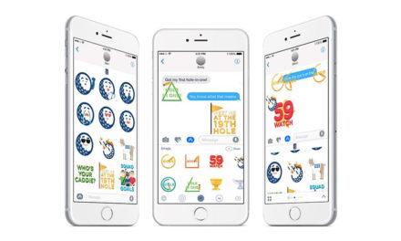 """PGA Tour anuncia lanzamiento de su primera aplicación con """"emojis golfísticos"""" para smartphones"""