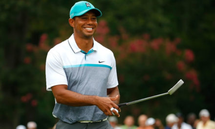 Tiger Woods dio 0,0 en la prueba de alcoholemia…