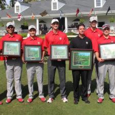 Universidad de New México avanza al Campeonato NCAA de Golf en Chicago (cortesía golobos.com)