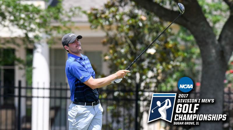 Vanderbilt líder del grupo de los 15 que avanza en NCAA División I Golf Championship (cortesía Duke Athletics)