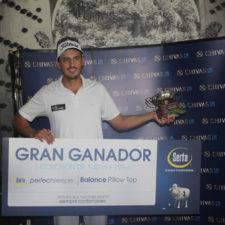 David Vanegas Campeón I Abierto TPC Cartagena - I Parada Tour Profesional Colombiano