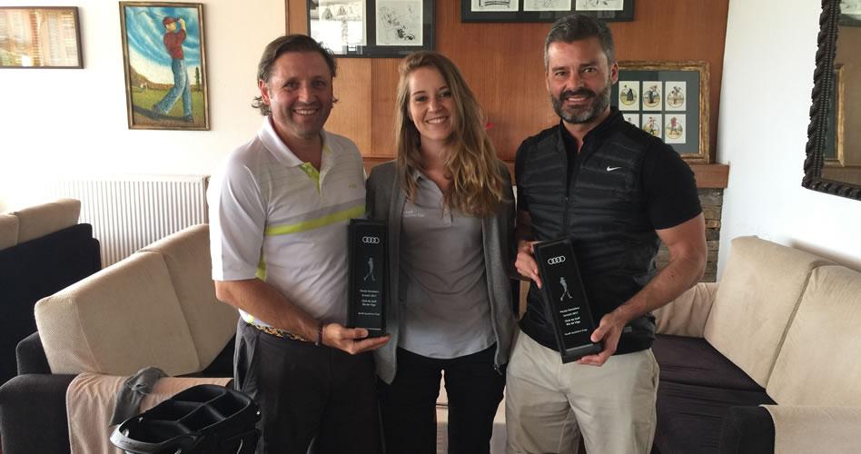 Club de Golf Ría de Vigo - Audi quattro Cup_ Ganadores Scratch
