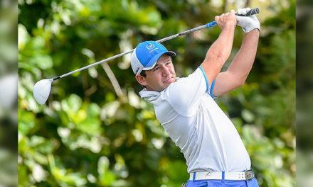 Alejandro Tosti alcanzó los cuartos de final del 122th Amateur Championship este jueves