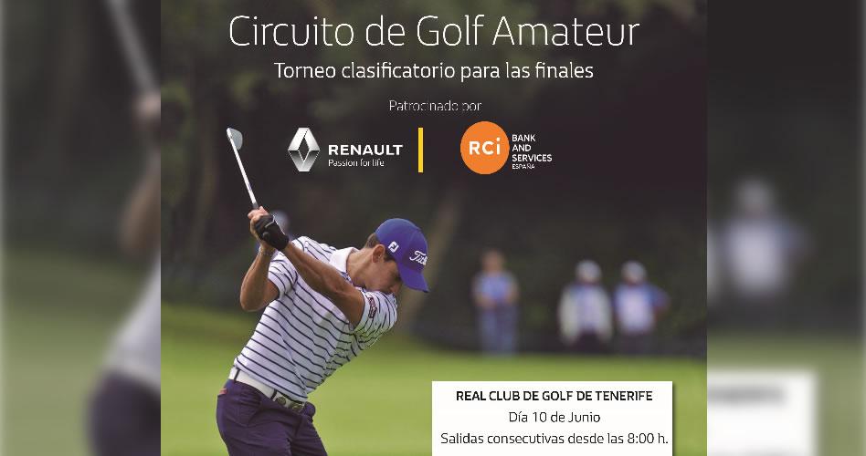 Cita con la Historia en el Real Club de Golf de Tenerife