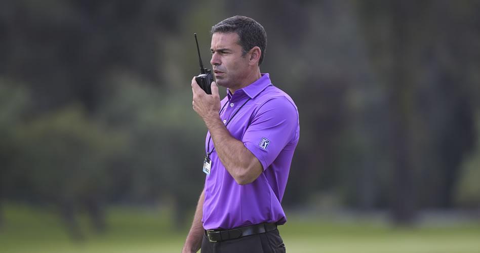 Claudio Rivas, profesionales de golf venezolano en el Exterior