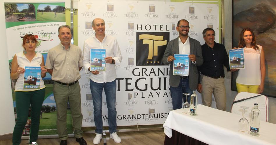 Costa Teguise Golf cuenta las horas para el inicio del Manu Sarabia Trophy