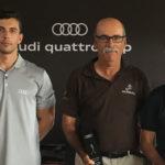 Doble cita de la Audi quattro Cup 2017 en Montealegre y Terramar