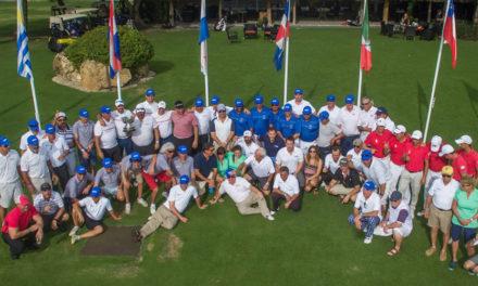 El Campeonato Latinoamericano de golf se define en el exclusivo Vidanta Nuevo Vallarta